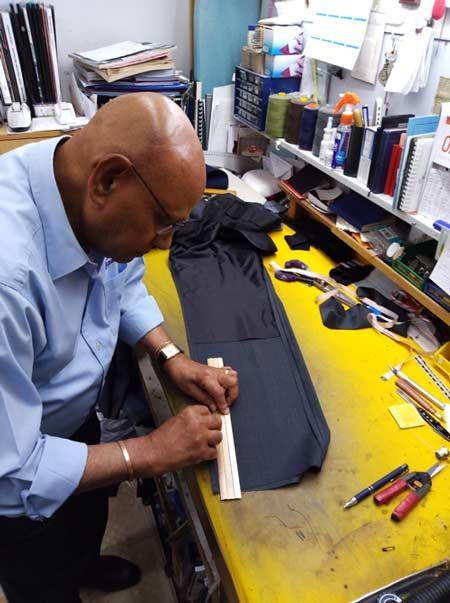 tailoring services drescott