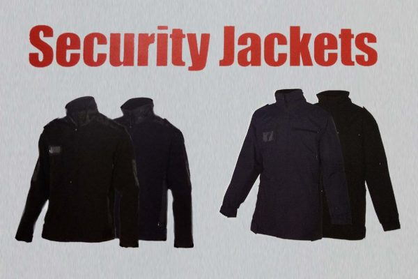 security jakets a