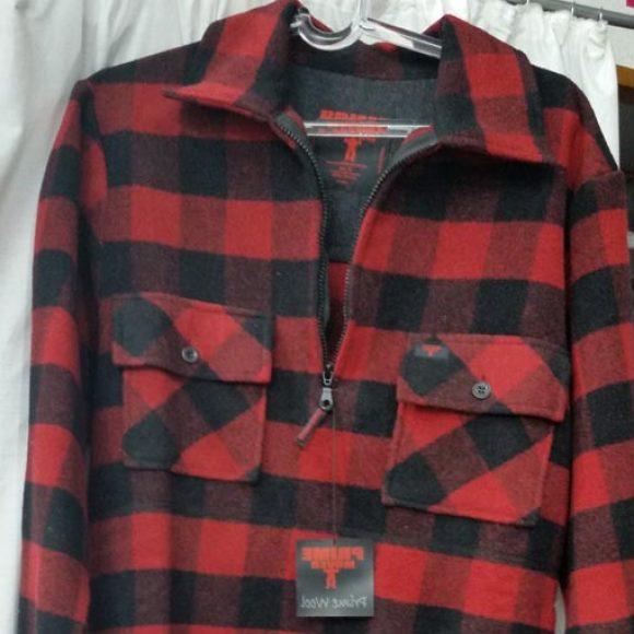 Red-Black-Check-Shirt